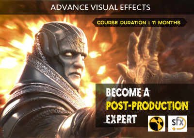 Advance Visual Effects (VFX Pro)