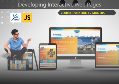 Developing Interactive Web Pages