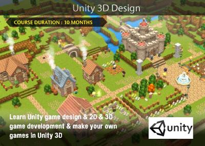 Unity 3D Design