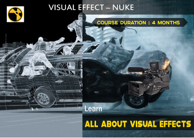 Visual Effect – Nuke