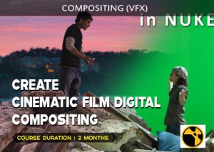 Learn Compositing (VFX) - Create Cinematic Film Digital Compositing