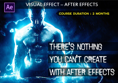 Visual Effect – After Effects