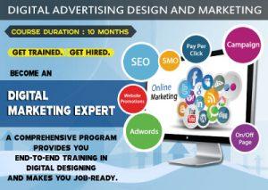 Arena's Digital Advertising Design and Marketing (DADM) - Belgaum
