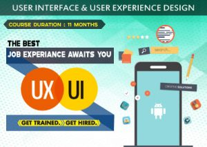 Learn UI/UX design at Arena Animation Belagavi
