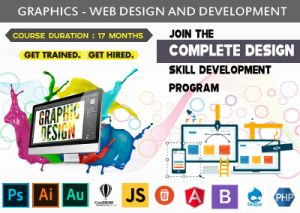 Become the best developer by learning Graphics, Web design and development from Arena Animation Belagavi