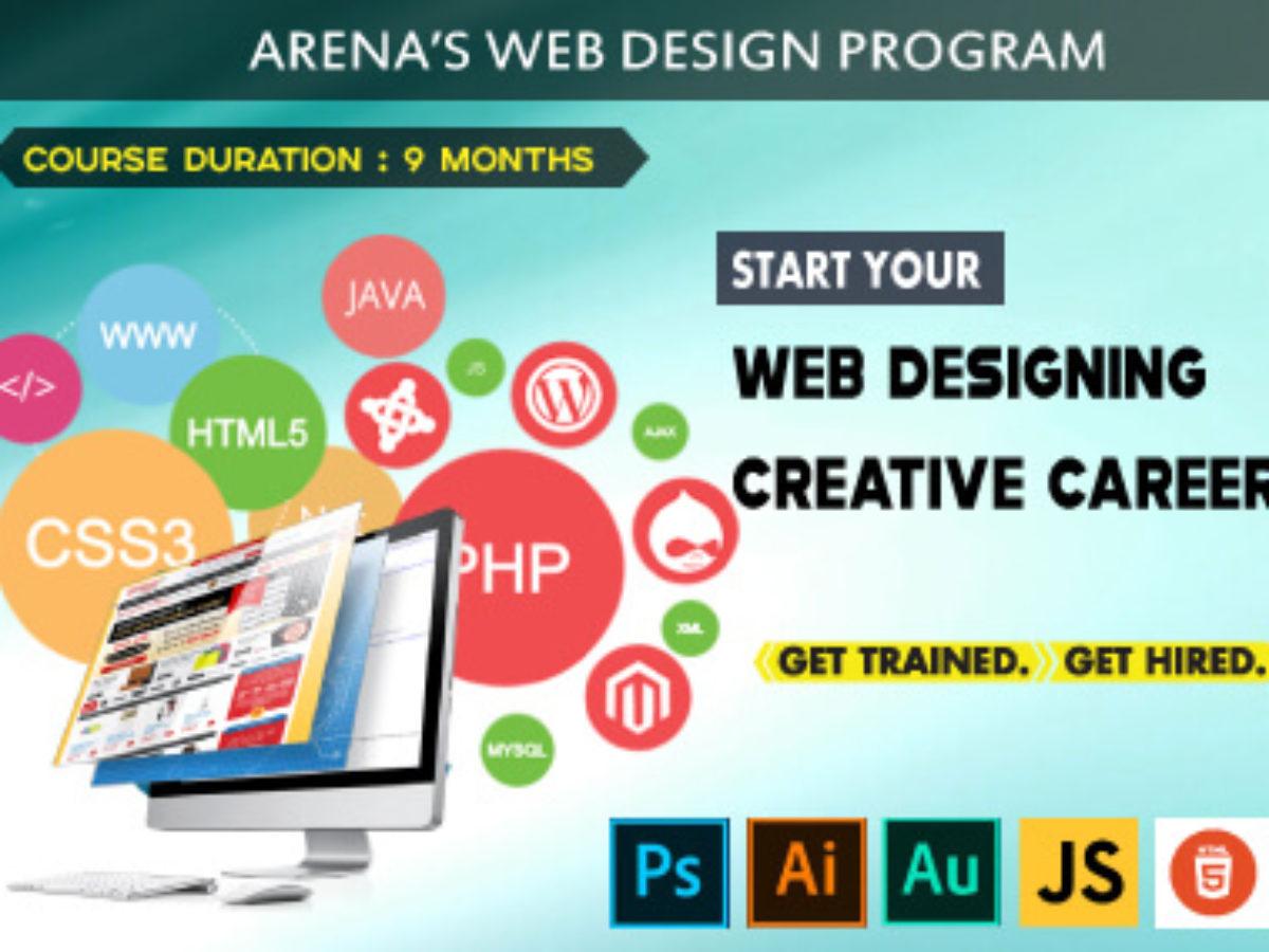 Web Designing Arena Animation Belagavi